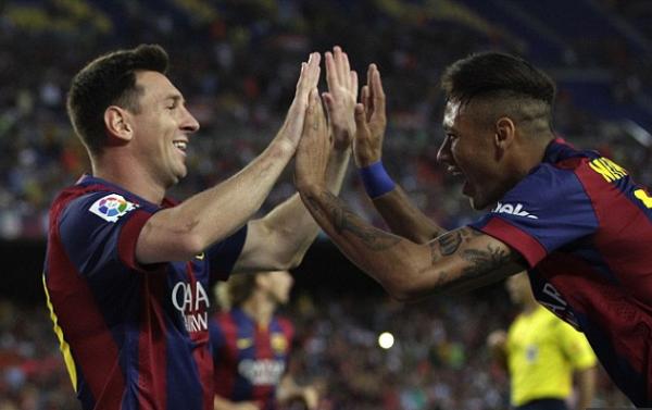 Barcelona beat Leon