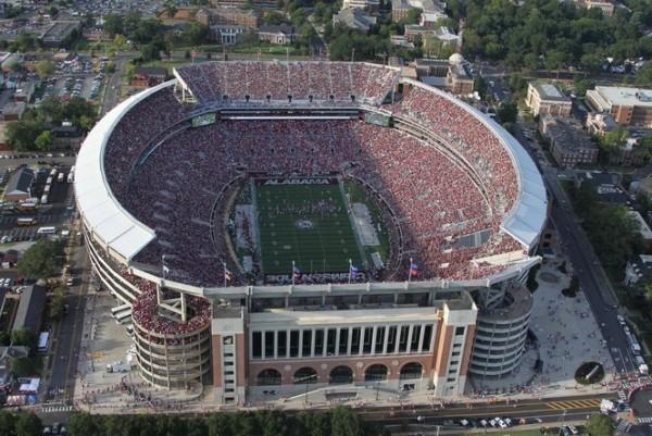 Bryant Denny Stadium e1408619236762 10 Biggest Stadiums in College Football