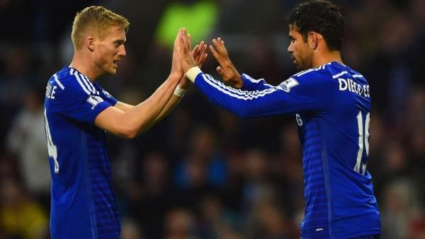 Chelsea beat Burnley