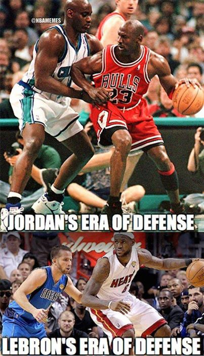Difference in defense
