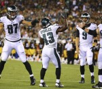 Eagles beat Steelers