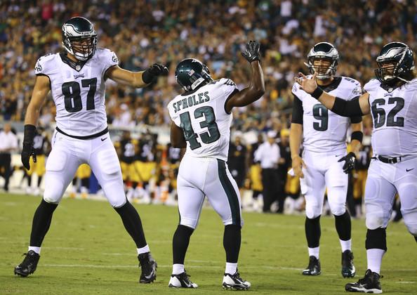 Eagles beat Steelers