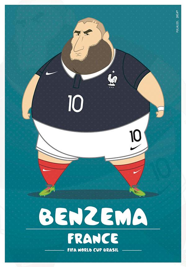 Fat Benzema