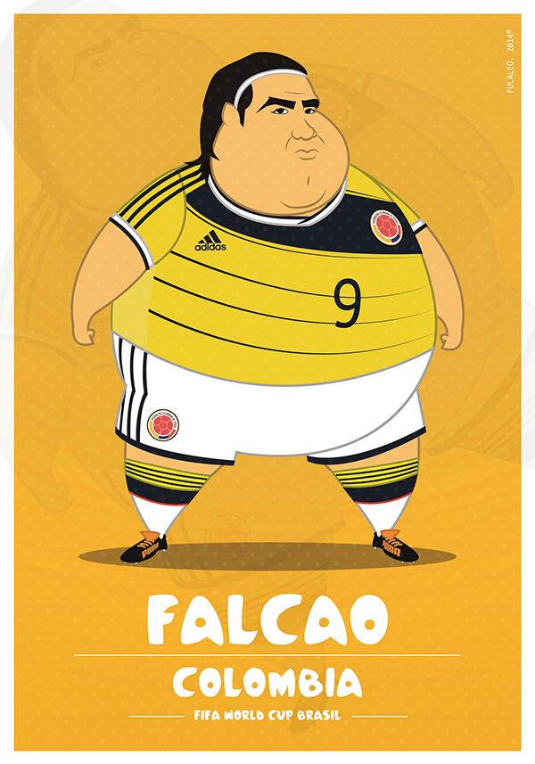 Fat Falcao