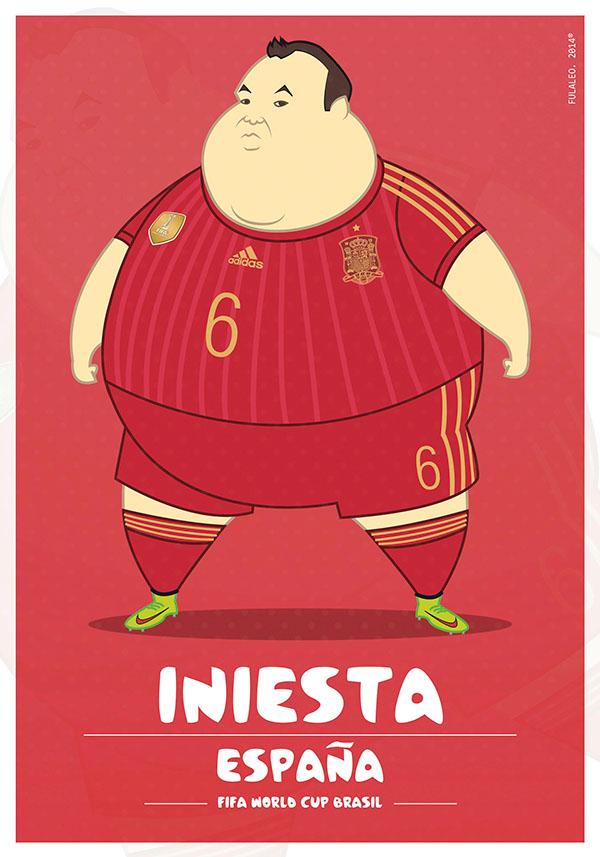 Fat Iniesta