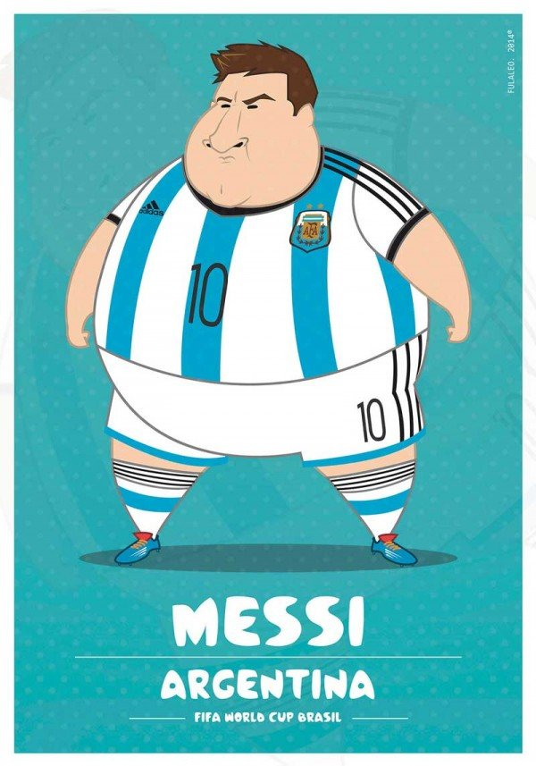 Fat Messi
