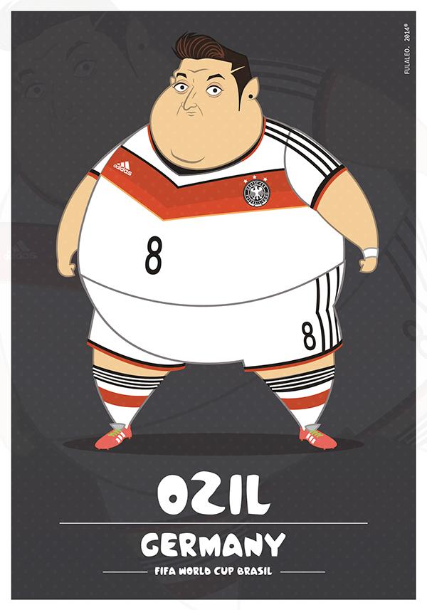 Fat Ozil