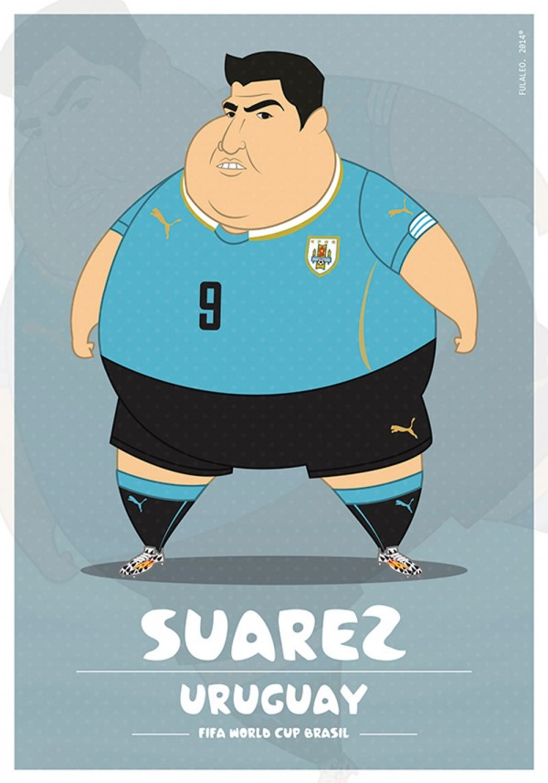 Fat Suarez