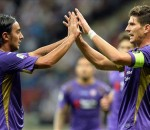Fiorentina beat Real Madrid