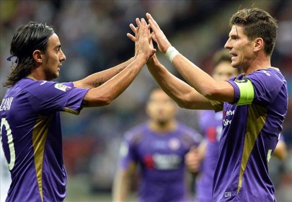 Fiorentina beat Real Madrid