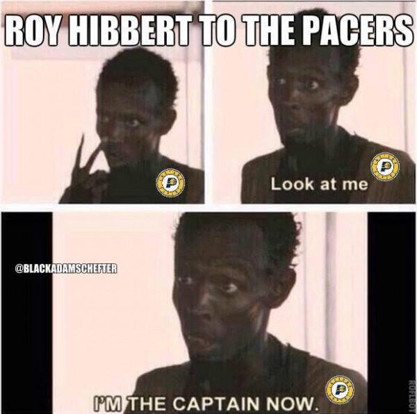 Hibbert the captain