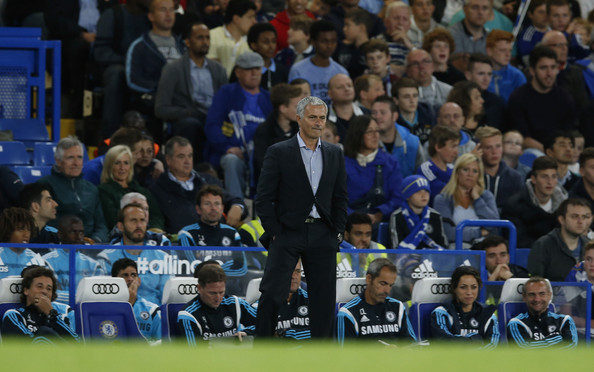 The Special One, two years without a single title
