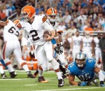 Lions beat Browns