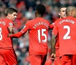 Liverpool beat Southampton