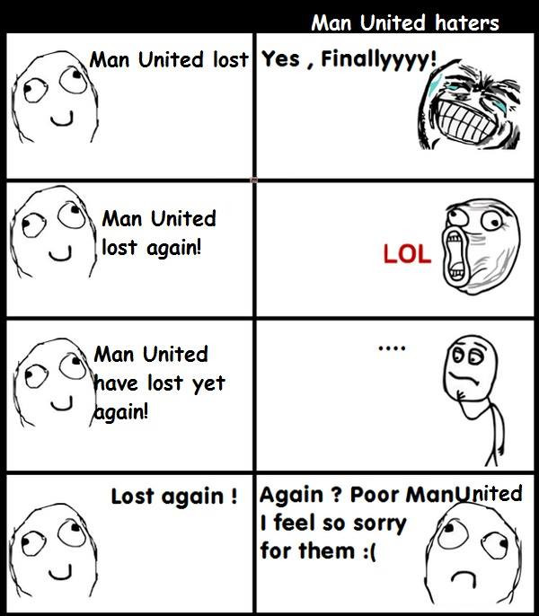 Man United Jokes