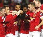 Manchester United beat Valencia