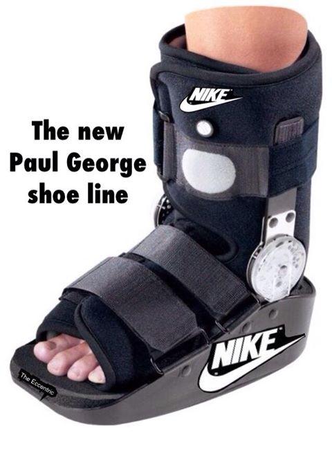 New shoe line