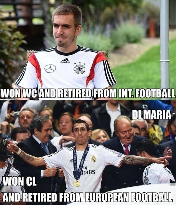 No European football