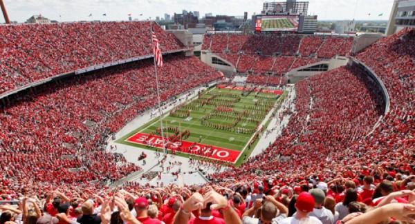 Ohio Stadium e1408620133927 10 Biggest Stadiums in College Football