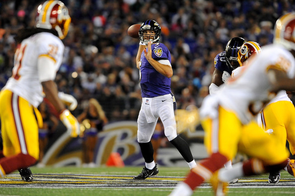 Ravens beat Redskins