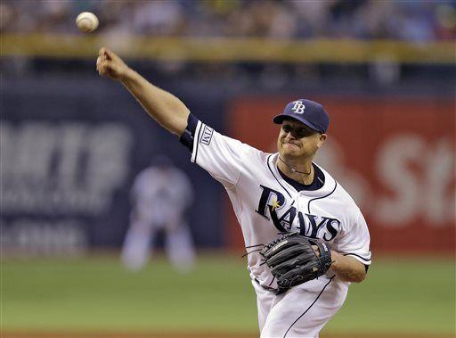 Rays beat Yankees