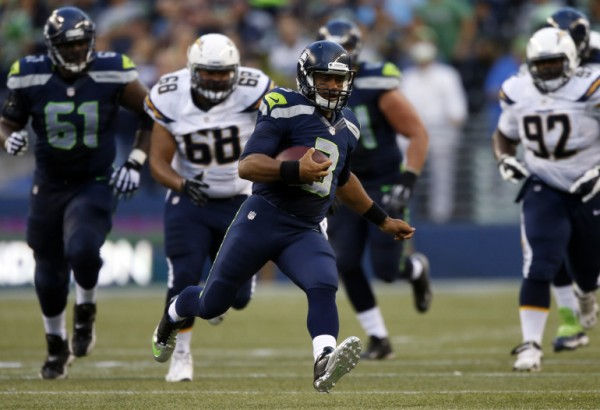 Seahawks beat Chargers