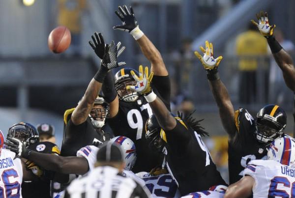 Steelers beat Bills