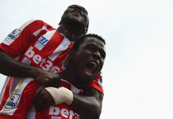 Stoke Beat Manchester City
