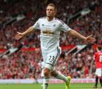 Swansea beat Manchester United
