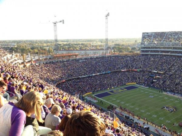 Tiger Stadium e1408619711314 10 Biggest Stadiums in College Football
