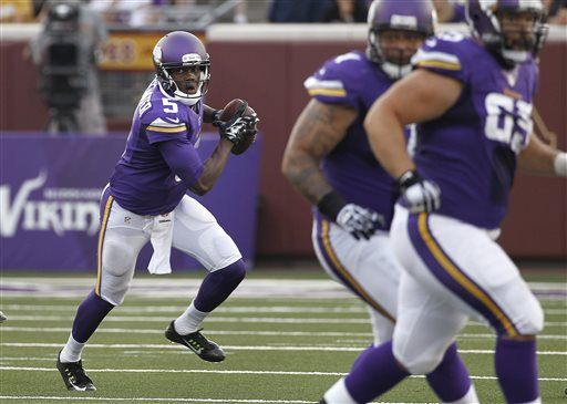 Vikings beat Raiders