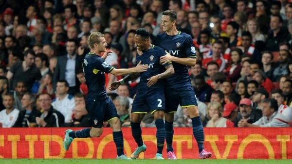 Southampton beat Arsenal