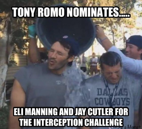 ALS challenge nomination
