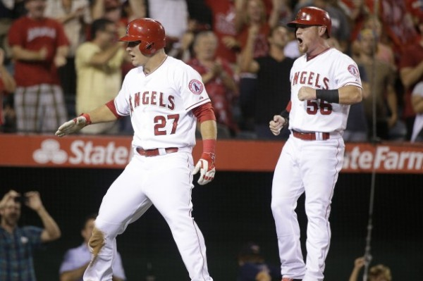 Angels beat Mariners