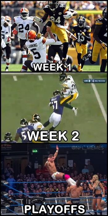 Antonio Brown evolution
