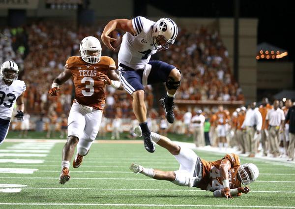 BYU beat Texas