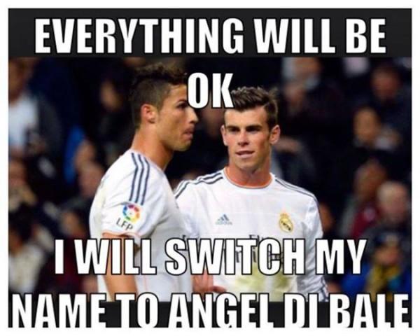 Bale will fix it