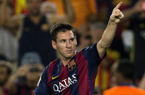 Barcelona beat Granada
