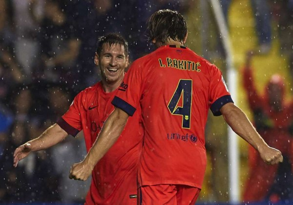 Barcelona beat Levante e1411332463242 Match Highlights   Levante vs Barcelona