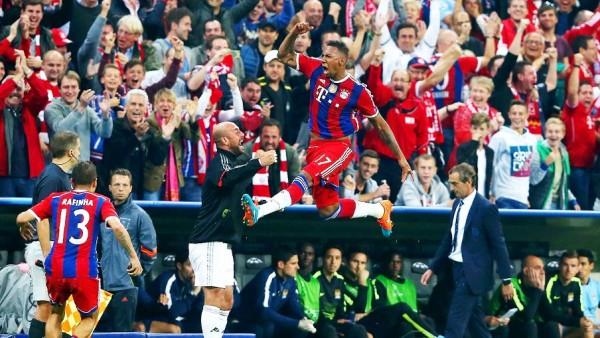 Bayern Munich beat Manchester City