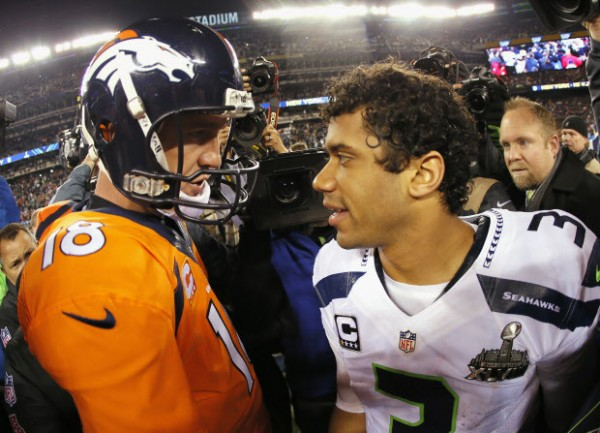 Broncos vs Seahakws