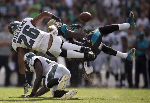 Cary Williams, Allen Hurns