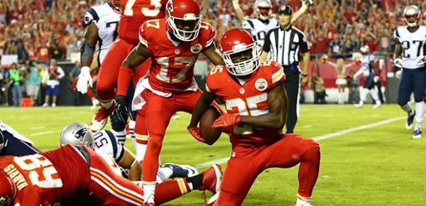 Chiefs Touchdown
