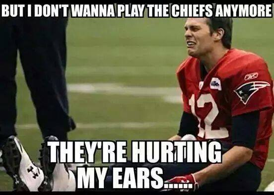 Chiefs are bad