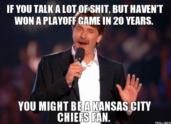 Chiefs fan