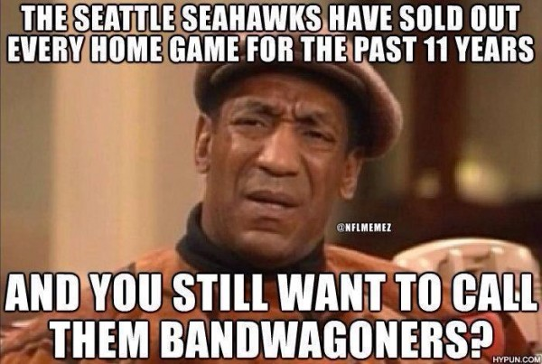 Cosby logic e1409919763766 18 Best Memes of the Seattle Seahawks Beating the Green Bay Packers