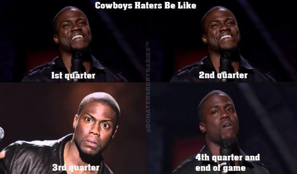 Cowboys hater be like