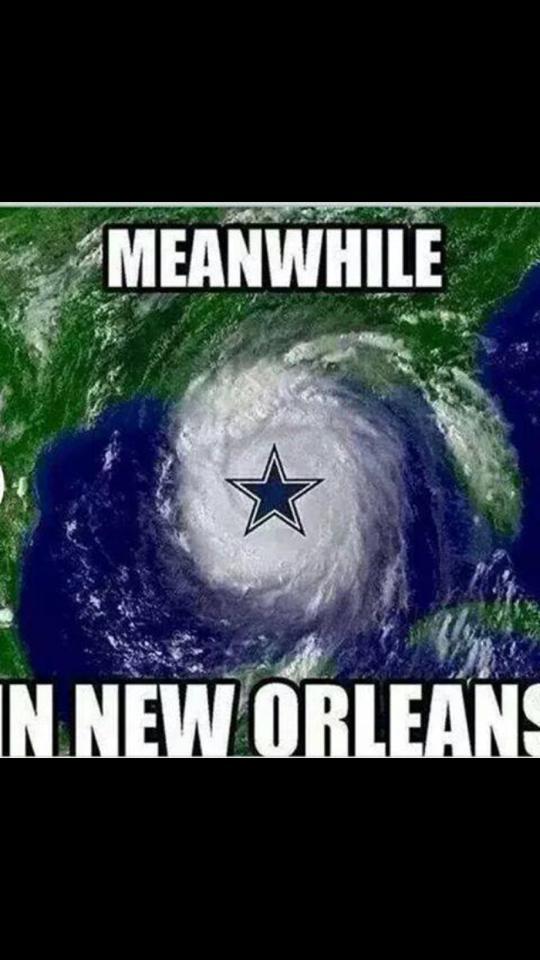 Cowboys storm