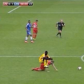 Dropping Gerrard