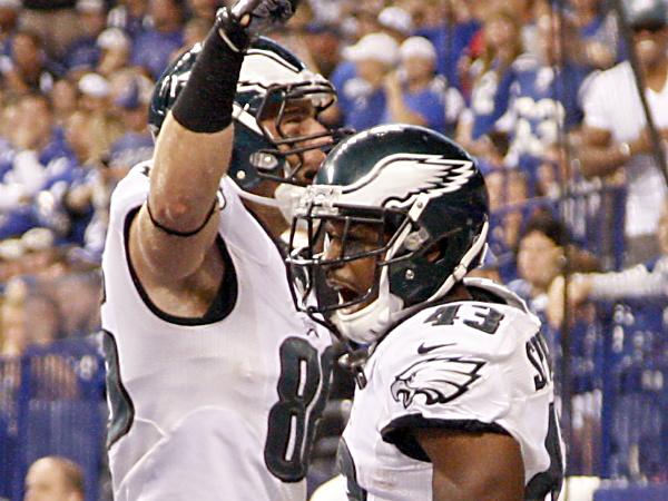 Eagles beat Colts
